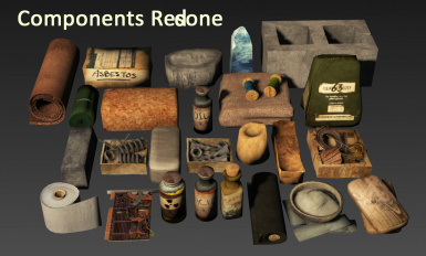 Components Redone 2