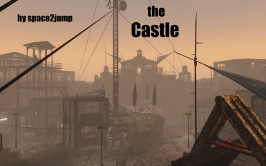 The Castle (Vanilla-DLCs) by space2jump