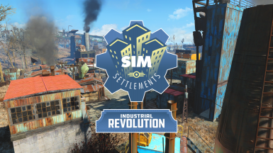 Sim Settlements - Industrial Revolution