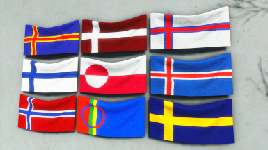 Nordic Flag Collection