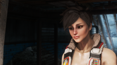 Tracer Redux - Looks Menu Preset and Save Game at Fallout 4