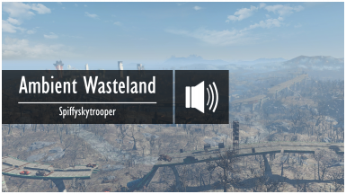 Ambient Wasteland - Fallout 4 Edition