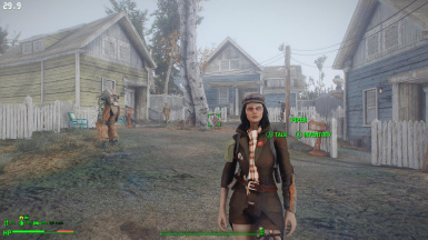Unofficial Horizon Pretty Companions Patch at Fallout 4 Nexus - Mods and community