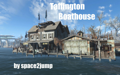 Taffington Boathouse (Vanilla-DLCs) by space2jump