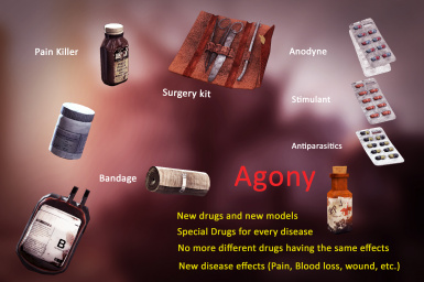 Agony at Fallout 4 Nexus - Mods and community