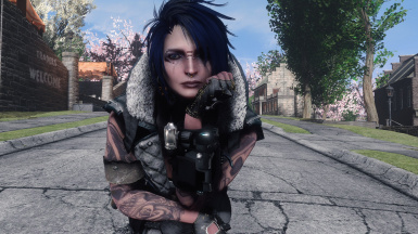 Deliciously Punk Female Preset