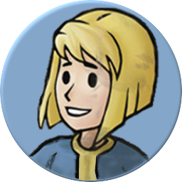 Vault Girl Icon At Fallout 4 Nexus Mods And Community
