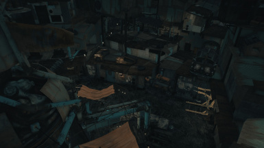 Diamond City Settlement - custom DC