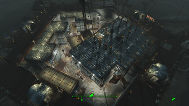 The Castle small militarized settlements. Reborn main minutemen's contingent.