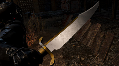 Musso Bowie Knife