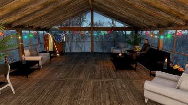 Player home living room WIP