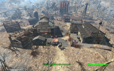 Onyx Nightshade's Settlements - Sunshine Tidings Co-op Blueprint