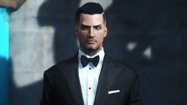 4k Black Suit and Tuxedo