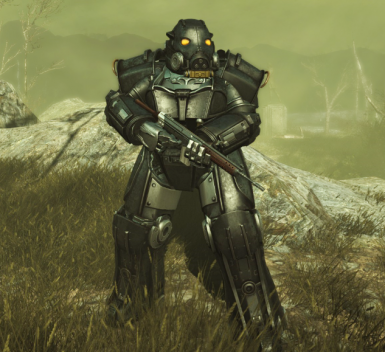Hellfire X-03 Power Armor