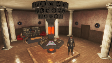 Nicky's TARDIS Overhaul