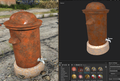 Substance Painter Shader