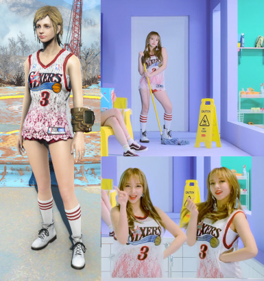 Costume WJSN Cheng Xiao  HAPPY MV