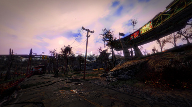 Enhanced Wasteland Preset ENB by Razed (Towdogg's Darker Realism Edit)