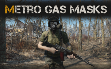 Metro Gas Masks