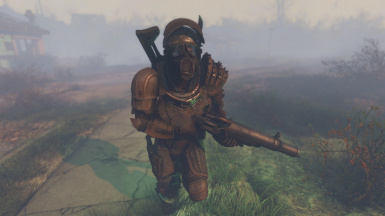 Breath in the harsh wild of the Commonwealth