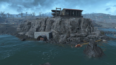 Coastal Cave - New Location and Player Home SPANISH
