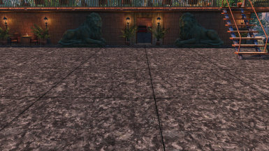 Optional Black Marble Foundations Darker