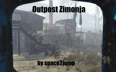 Outpost Zimonja (Vanilla-DLCs) by space2jump
