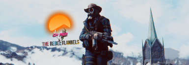 The Rebel Flannels and Camouflage Pack - Horizon Patch