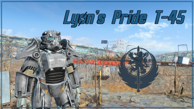Lyon's Pride T-45 Power Armor