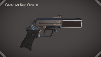 cyber Light Hand Cannon