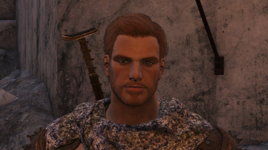 Hermes the Ginger Daddy - Character Preset