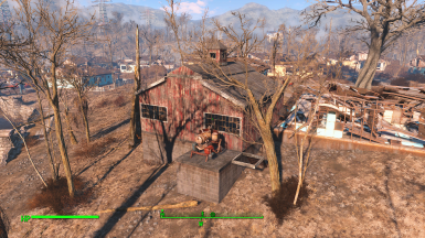 Lil' House in the Commonwealth