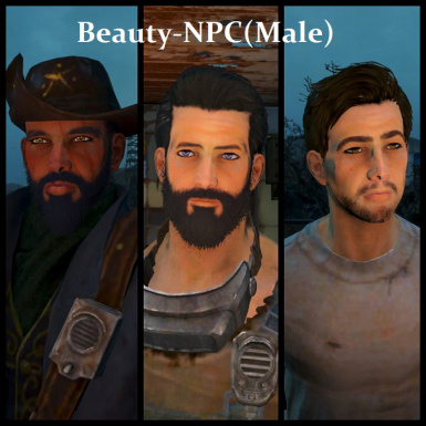 Beauty-NPC(Male)