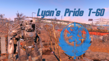 Lyon's Pride T-60 Power Armor
