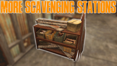 More Scavenging Stations