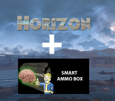 Unofficial Smart Ammo Box - Horizon Compatibility Patch