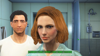 Cute Redhead Nancy. A playermodel preset for the Looksmenu and other stuff.