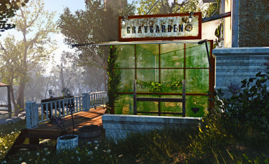 No more Green Windows - Clean Warehouse and Greenhouse by Victorn