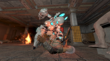 ASB v2 (Assaultron Brawler ver 2) at Fallout 4 Nexus - Mods