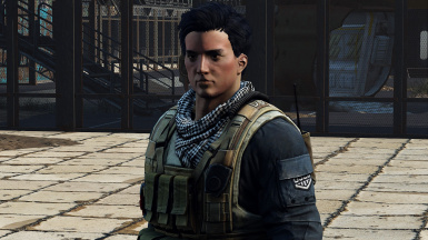Asian Male Character Preset at Fallout 4 Nexus - Mods and