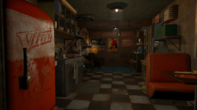 Eden Meadows Cinema Player Home (Far Harbor)