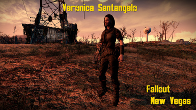 Veronica Santangelo (Fallout New Vegas) Companion TEST BUILD