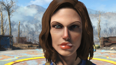 Angelina jolie beta face preset