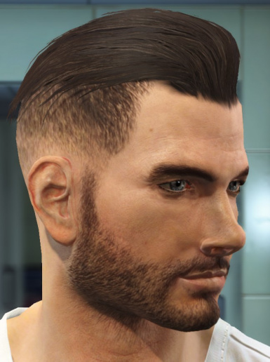 Dan Handsome (Vanilla friendly)