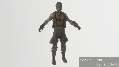 Scav's Outfit