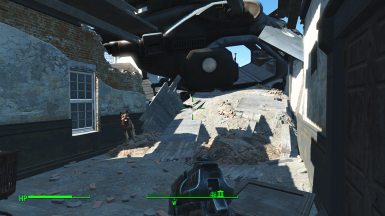 Better Start - Later Power armor and Deathclaw fight