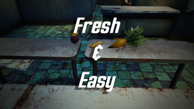 Fresh and Easy Produce