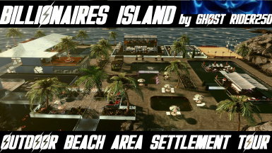 Billionairs Island Beach Area 2