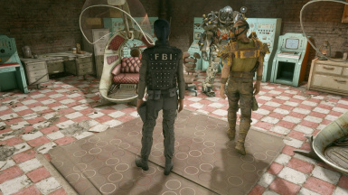 Rainbow Six Siege Armor Depository at Fallout 4 Nexus - Mods and