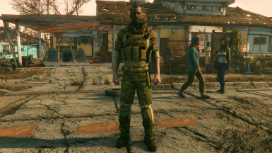 Rainbow Six Siege Armor Depository at Fallout 4 Nexus - Mods